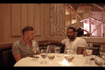 Rapper Jim Jones Meets With Gary V