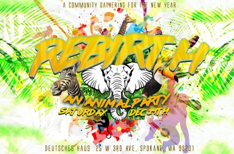 Spokane's Electronic Music Community Is Working Together To Throw REBIRTH, The City's Dopest Party All Year