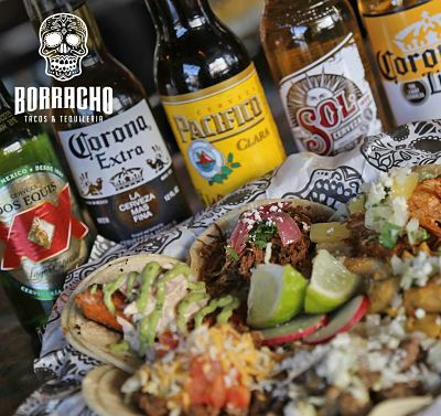 Borracho Tacos And Tequileria Serves Spokane Their Tacos and Tequila