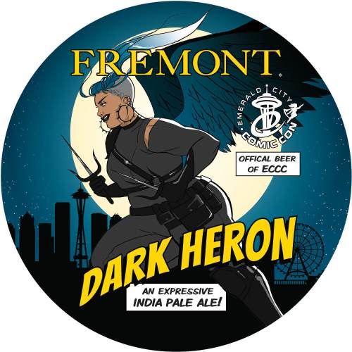 Dark Heroine IPA Is The Offical Beer Of Emerald City Comic Con
