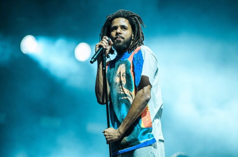 """J. Cole Releases New Single Titled """"Middle Child"""""""