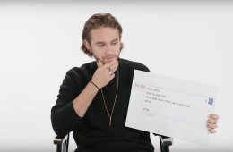 Watch: Zedd Answers Google's Most Searched Questions About Himself