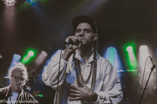 The Knocks & Young And Sick Showbox Market Photo Recap