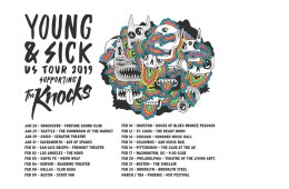 Young And Sick Opening For The Knocks Jan. 25 At Showbox Market