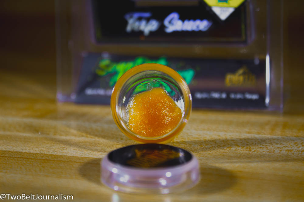 Sour Dub Alien Dawg Terp Sauce Review (Feat. Mantis Extracts)