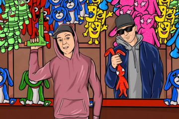 """Chris Webby And Grieves Take A """"Man Down"""" In Latest Single"""
