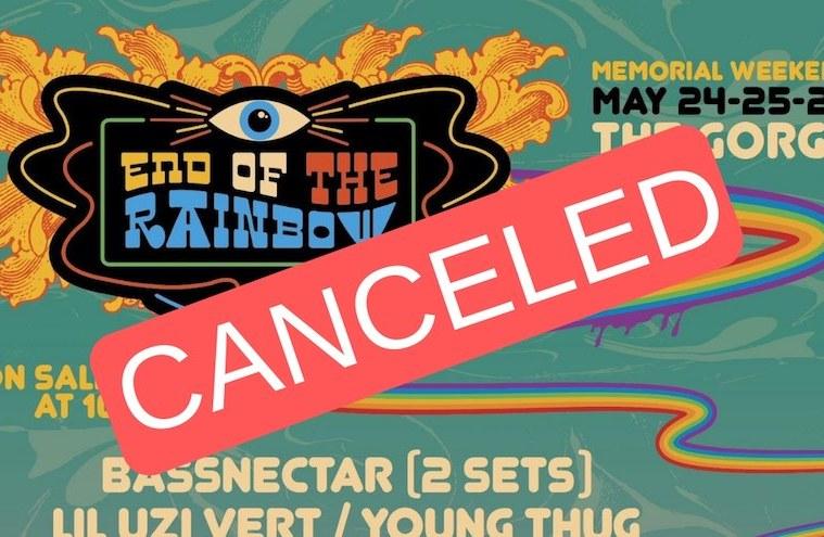 end of the rainbow festival canceled