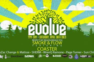 spokaneDon't Miss These 4/20 Events 4-20 hip-hop smoke and flow