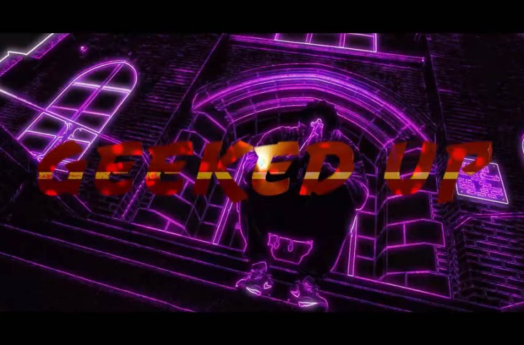 """BD Miguel Drops New Trippy Video For """"Geeked Up"""""""