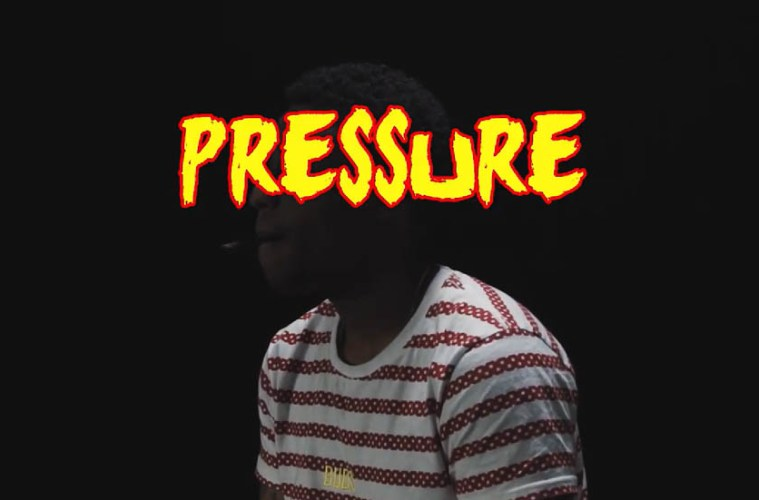 """Portland's Donte Thomas Doesn't Feel The """"Pressure"""" In Beautifully Simple Visual"""