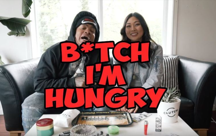 Jarv Dee Smokes Blunts And Eats Local In New Series B*tch I'm Hungry
