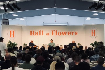 Hall of Flowers 2019 Raises The Bar Even Higher
