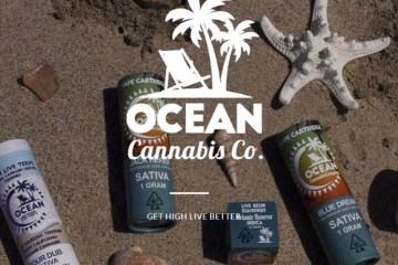 California's Ocean Cannabis Co. Specializes In Recycled Plastic Packaging