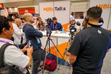 Grow Your Cannabis Industry Network At MJBizCon 2019 Ft. Marc Randolph Founding CEO of Netflix