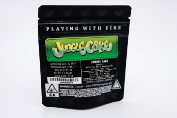 Jungle Boys' Jungle Cake Strain Is Stimulating Enough To Get You Through The Day