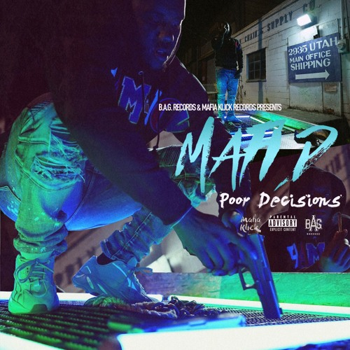 "Mafi D Presents Us With An Opportunity To Learn And Grow With His Track ""Poor Decisions"""