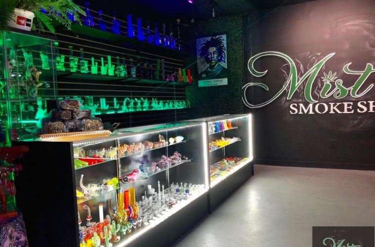 Mist Smoke Shop Is The New Hub Of Cannabis Culture In Long Beach