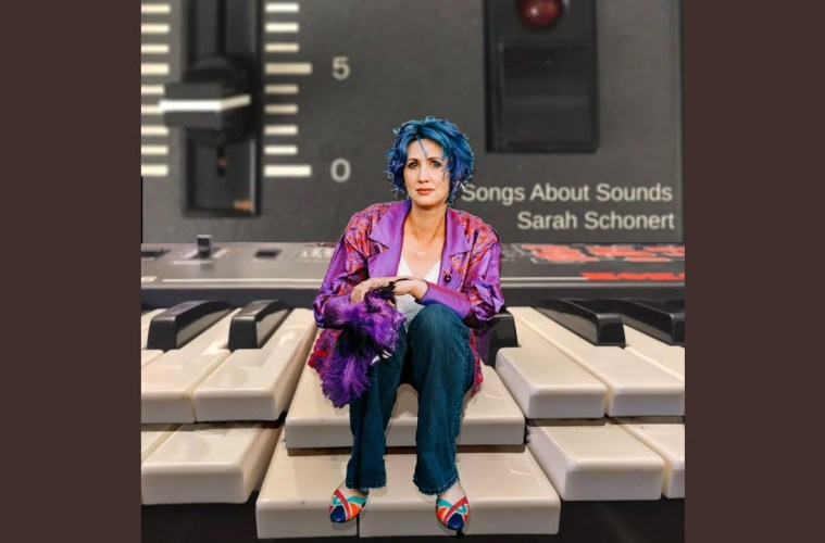 Sarah Schonert Releases New Indie Pop Album 'Songs About Sounds'