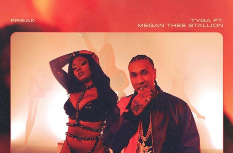 "Tyga And Megan Thee Stallion Unleash The ""FREAK"" In Everyone"