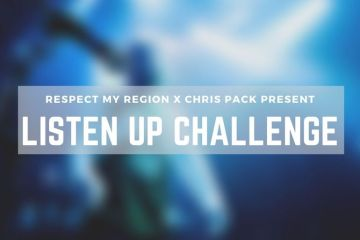 "Win $2500 Music Video & Marketing Package On The ""Listen Up Challenge"" With Chris Pack And Respect My Region"