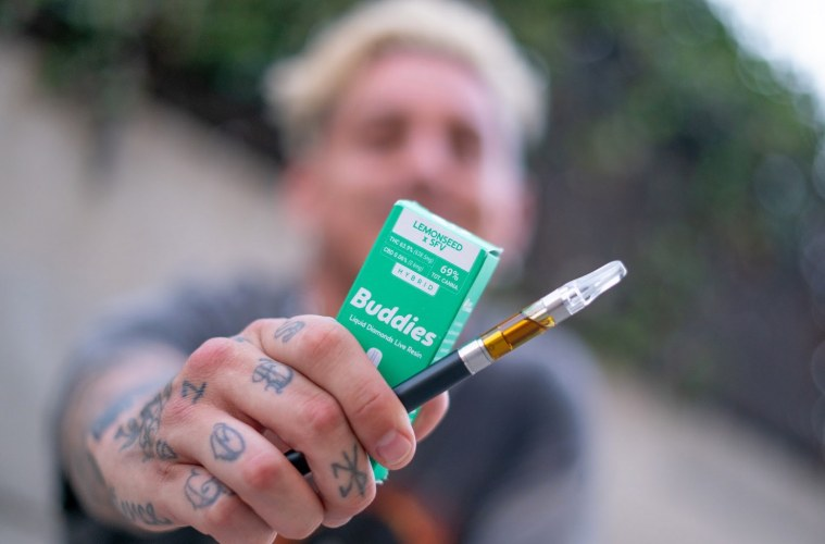 Sweet Flower Is A Sophisticated Dispensary Chain That Has Three Locations In LA Offering Delivery