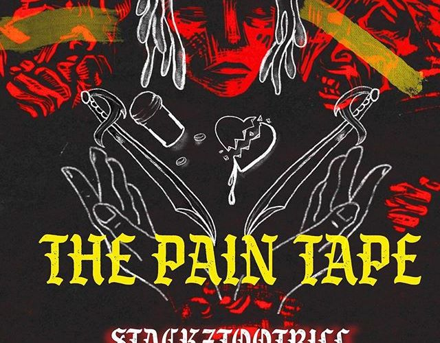 Houston's Stackztootrill Tells His Life Story In Epic Album 'The Pain Tape'