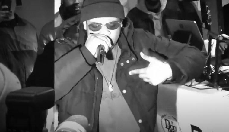 Newcomer: A Seattle Hip-Hop Mixtape