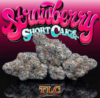 The Doughy Berry Flavor Of The Exotic Strawberry Shortcake Strain May Become Your New Favorite