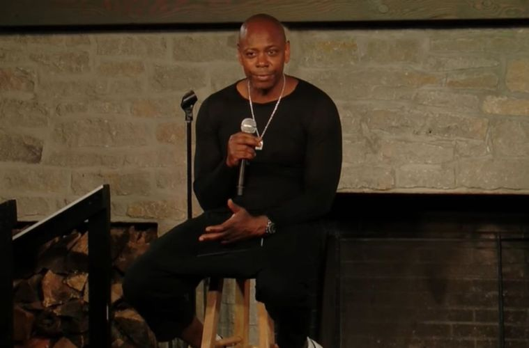 "Dave Chappelle's Unrefined ""8:46"" Special Brings Laughter To The Funeral"