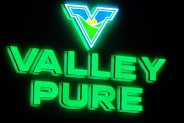 Valley Pure's Farmersville Dispensary Is One Of Three Locations Serving Central California Praiseworthy Customer Service And Top-Shelf Cannabis