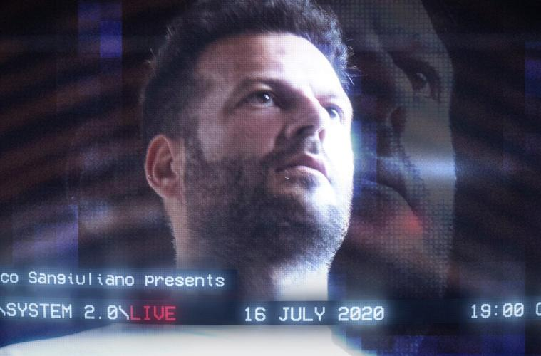 Iconic Techno Producer Enrico Sangiuliano Hosts Booming Livestream From St. Bavo's Abbey, Belgium