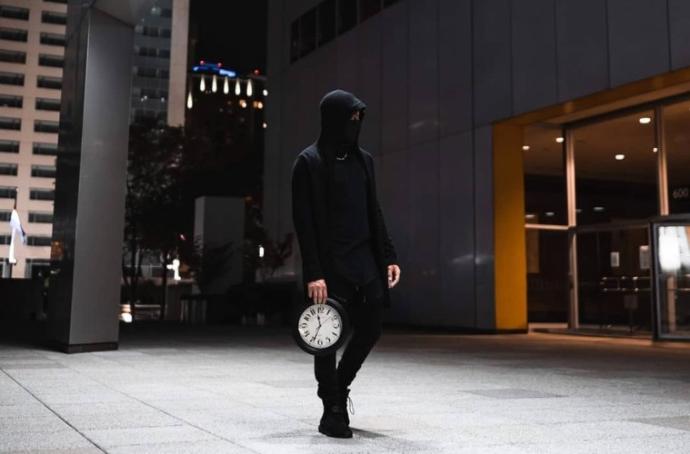 Michaelson Uses Mysterious Clock Symbolism And Metaphors To Countdown The Release Of His Second Single