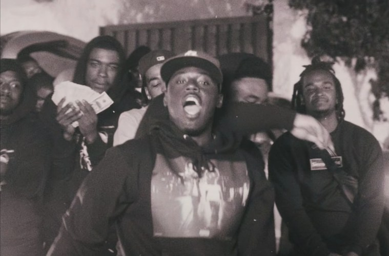 """Slumlord Trill and Nfant """"Set The Tone"""" For Los Angeles Rap In New Video"""