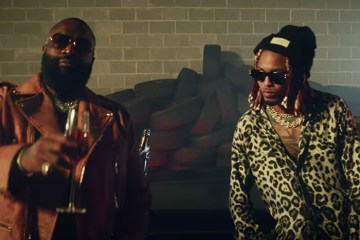 August Alsina & Rick Ross