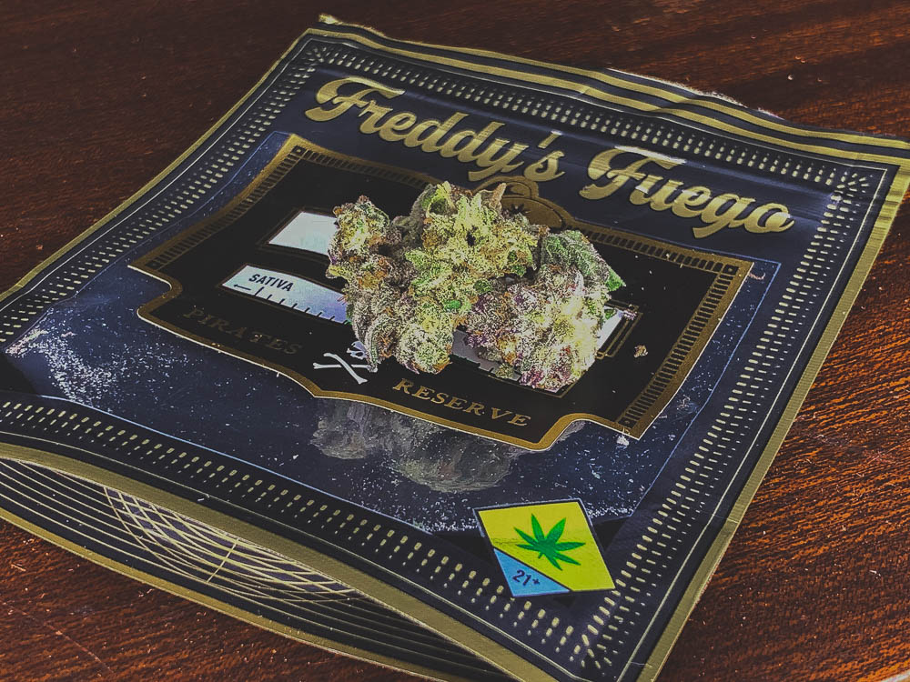 An Honest Beath Mints Strain Review Feat. Freddy's Fuego
