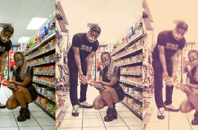 big jone$ parisalexa kit kat remix