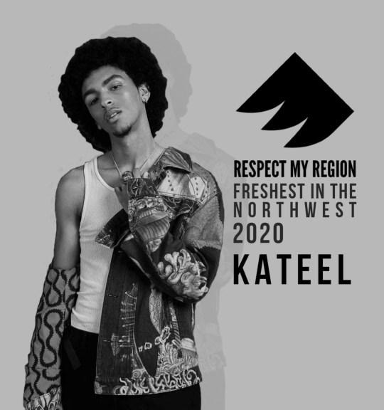 freshest in the northwest rising artists 2020 kateel