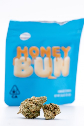 Cookies Honey Bun