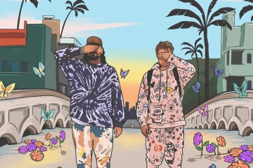 "Benny Freestyles + Mod Sun Explore L.A. in Dreamy New Single ""Empty Eyes"""