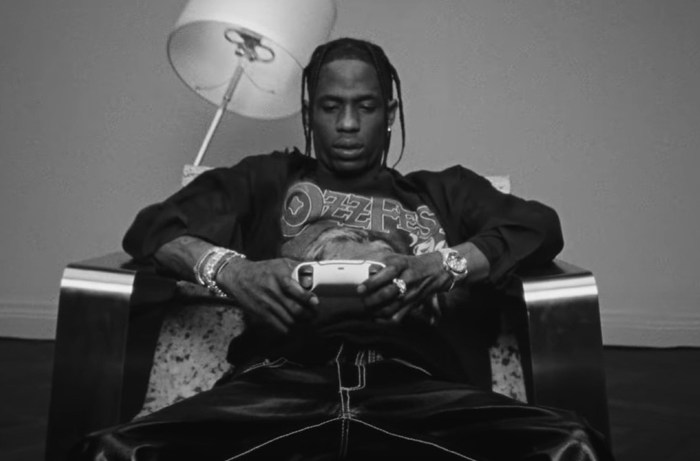 Travis Scott Playstation