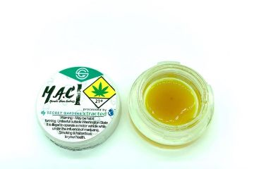 The MAC 1 Live Resin Strain Review Featuring Secret Gardens Of Washington