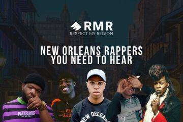 New Orleans Hip Hop Artists