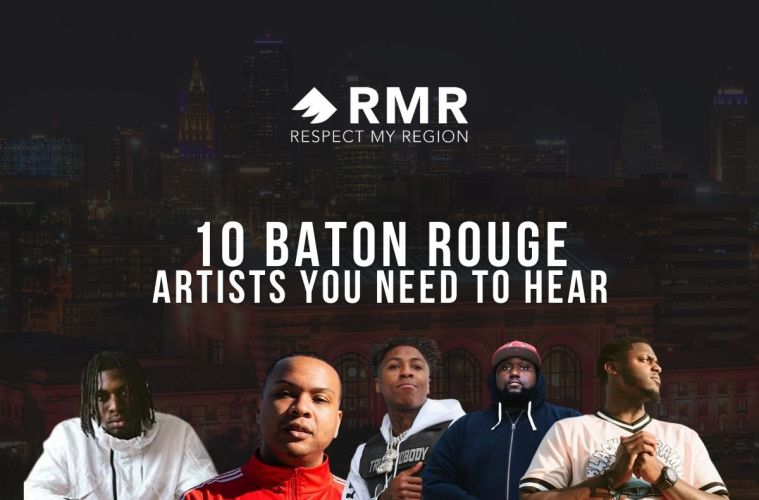 10 Baton Rouge Hip-Hop Artists You Should Be Following Right Now