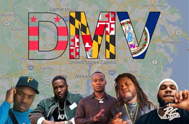 DMV rappers