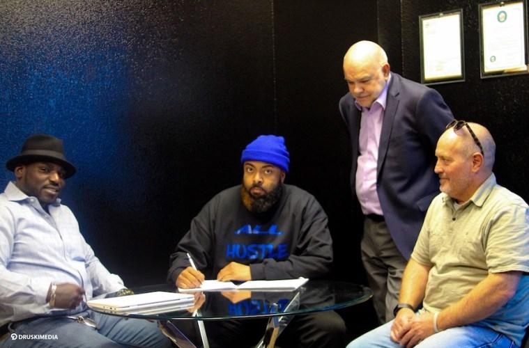 Seattle Rapper Macntaj Signs 7-Figure Deal Through Bloc Star Universal