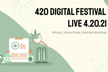 "Joshua Gray and Clutch8 Productions Present ""420 DigiFest"" Virtual Event"