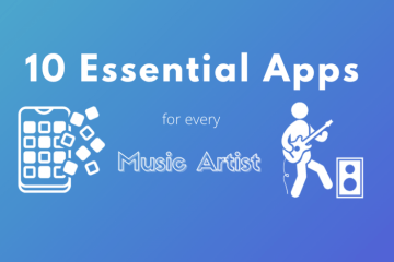 essential apps for music artists