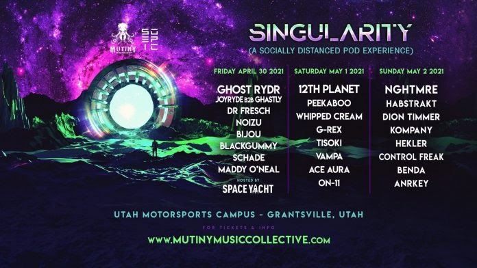 singularity music festival utah giveaway