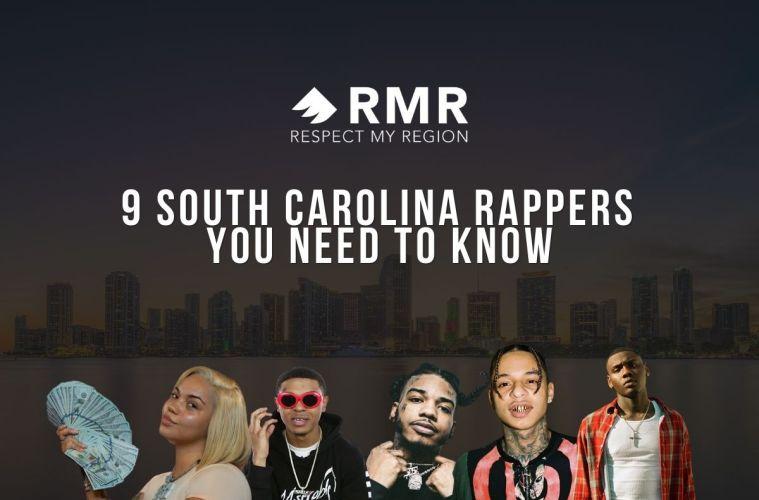 South Carolina Hip-Hop Artists