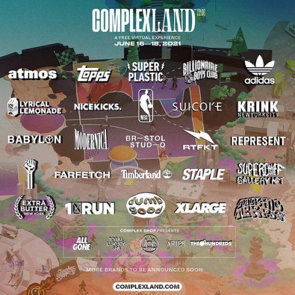 ComplexLand 2021